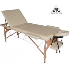 Массажный стол DFC NIRVANA Relax Pro (Beige)