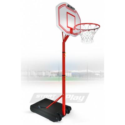 Баскетбольная мобильная стойка Start Line SLP Junior-003 фотография товара