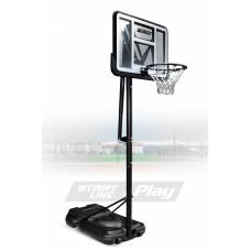 Баскетбольная мобильная стойка Start Line SLP Professional-021 фотография товара