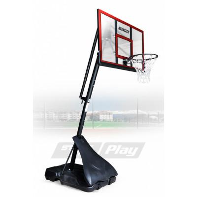 Баскетбольная мобильная стойка Start Line SLP Professional-029 фотография товара