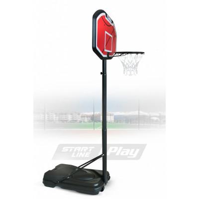Баскетбольная мобильная стойка Start Line SLP Standard-019 фотография товара