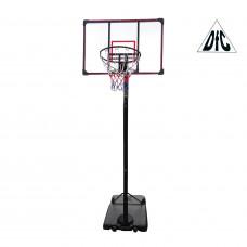 Баскетбольная мобильная стойка 110*75см фотография товара