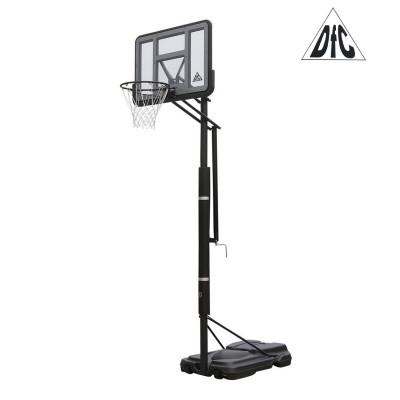 Баскетбольная мобильная стойка STAND44PVC1 110*75см фотография товара