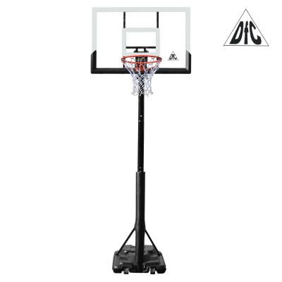 Баскетбольная мобильная стойка STAND48P 120*80см фотография товара