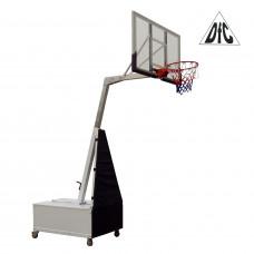 Баскетбольная мобильная стойка STAND50SG 127*80см