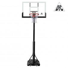 Баскетбольная мобильная стойка STAND52P 132*80см