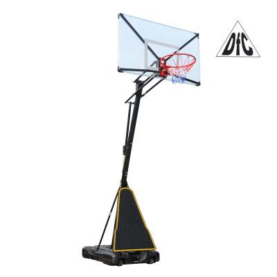 Баскетбольная мобильная стойка STAND54T 136*80см фотография товара