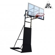 Баскетбольная мобильная стойка STAND56Z 145х82см