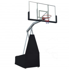 Баскетбольная мобильная стойка STAND72G 180*105см