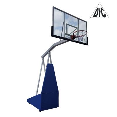 Баскетбольная мобильная стойка STAND72G PRO 180*105см фотография товара