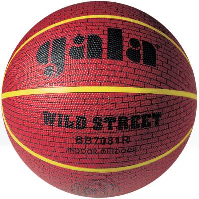 Баскетбольный мяч WILD STREET 7 фотография товара