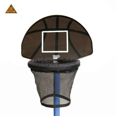 Баскетбольный щит с кольцом для батутов DFC TRAMPOLINE фотография товара
