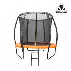 Батут DFC KENGOO 244см с сеткой