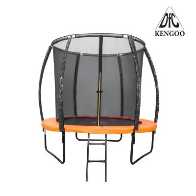 Батут DFC KENGOO 244см с сеткой фотография товара