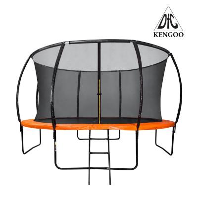 Батут DFC KENGOO 305см с сеткой фотография товара