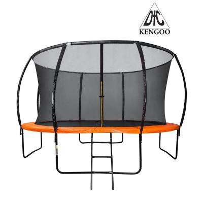 Батут DFC KENGOO 366см с сеткой фотография товара