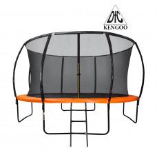 Батут DFC KENGOO 427см с сеткой