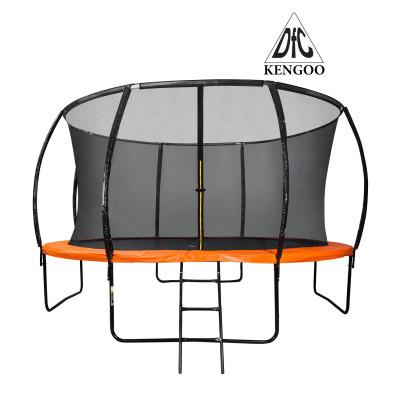 Батут DFC KENGOO 427см с сеткой фотография товара