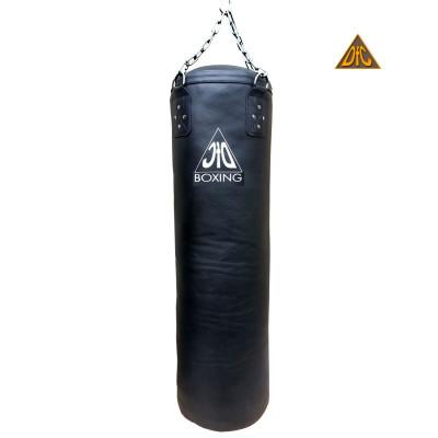 Боксёрский мешок DFC HBL5 150х40 70кг кожаный фотография товара