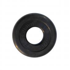 Диск обрезиненный, 51 мм, 1,25кг Atlet фотография товара