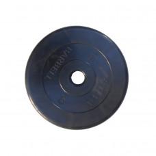 Диск обрезиненный, 51 мм, 15кг Atlet