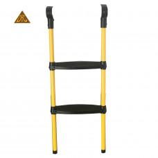 Лестница для батута DFC 90 см желтая
