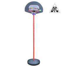 Мобильная баскетбольная стойка KIDS1 61*41см