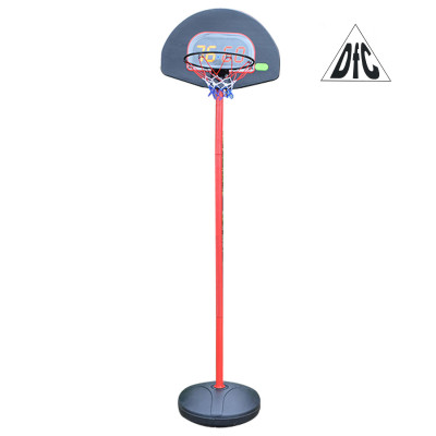 Мобильная баскетбольная стойка KIDS1 61*41см фотография товара