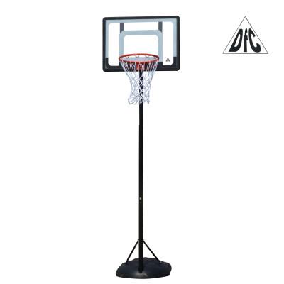 Мобильная баскетбольная стойка KIDS4 80*58см фотография товара