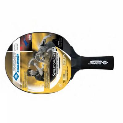 Ракетка для настольного тенниса профессиональная DONIC SENSATION 500