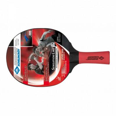 Ракетка для настольного тенниса DONIC SENSATION 600 фотография товара