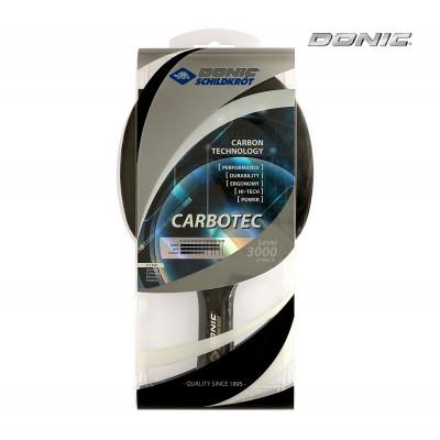 Ракетка для настольного тенниса Donic Carbotec 3000 фотография товара