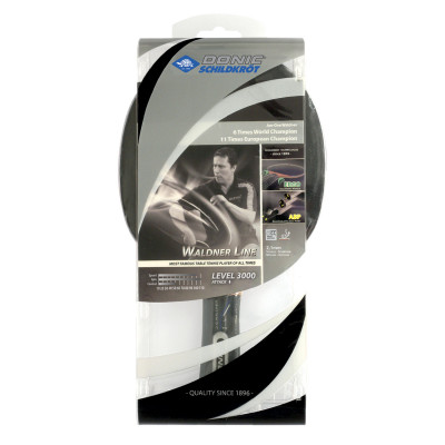 Ракетка для настольного тенниса DONIC Waldner 3000 фотография товара