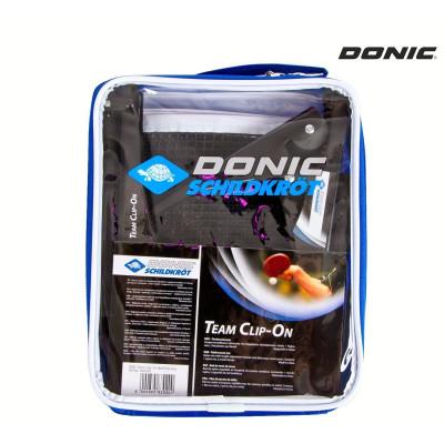 Сетка для настольного тенниса DONIC TEAM CLIP-ON фотография товара