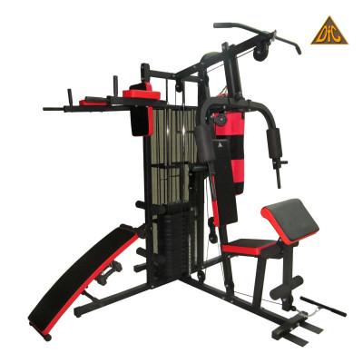Силовой комплекс, скамья для пресса, бокс,мешок DFC D7005 фотография товара