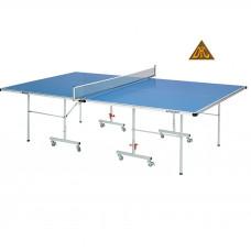 Теннисный стол DFC TORNADO, 4 мм, синий, с сеткой