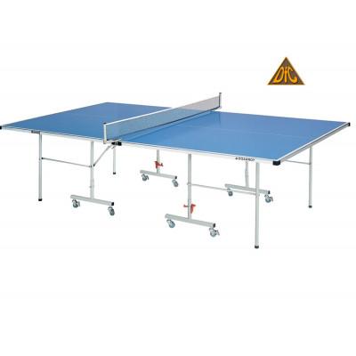 Теннисный стол DFC TORNADO, 4 мм, синий, с сеткой фотография товара