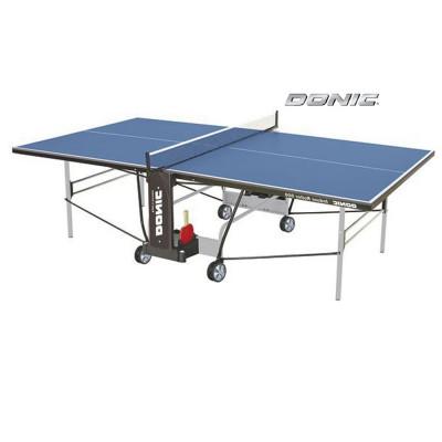 Теннисный стол DONIC INDOOR ROLLER 800 BLUE фотография товара