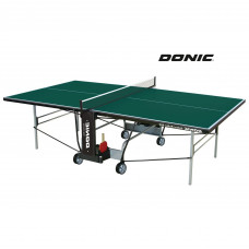 Теннисный стол DONIC INDOOR ROLLER 800 GREEN фотография товара