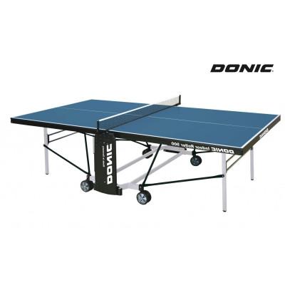 Теннисный стол DONIC INDOOR ROLLER 900 BLUE фотография товара