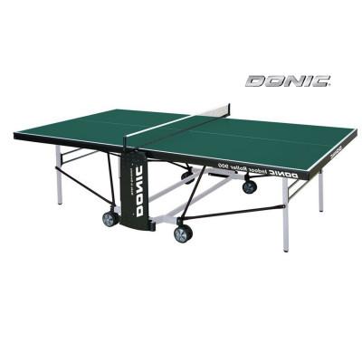 Теннисный стол DONIC INDOOR ROLLER 900 GREEN фотография товара