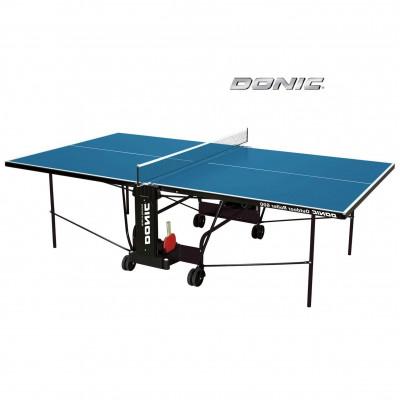Теннисный стол DONIC OUTDOOR ROLLER 600 BLUE фотография товара