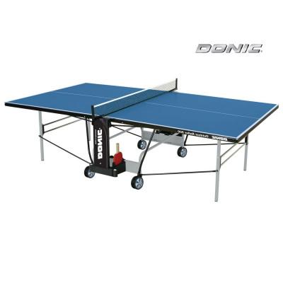 Теннисный стол DONIC OUTDOOR ROLLER 800-5 BLUE фотография товара