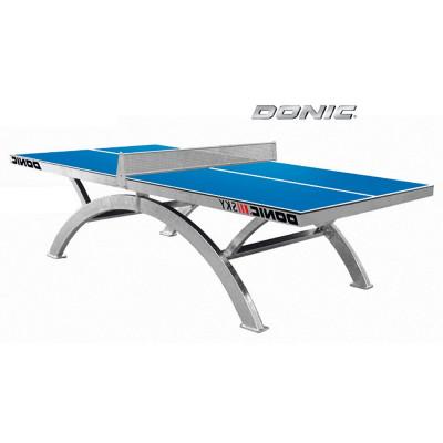 Теннисный стол DONIC OUTDOOR SKY синий фотография товара