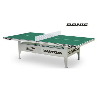 Теннисный стол OUTDOOR Premium 10 зеленый фотография товара