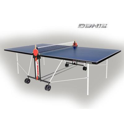 Теннисный стол OUTDOOR ROLLER FUN BLUE с сеткой 4мм фотография товара
