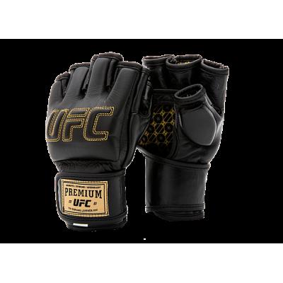 Премиальные тренировочные перчатки MMA UFC 6 унций фотография товара
