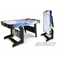 Аэрохоккей Start Line Compact Ice 5 футов фотография товара