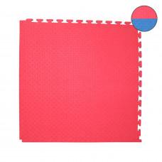 Будо мат 40 мм сине-красный