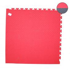 Будо мат 25 мм черно-красный